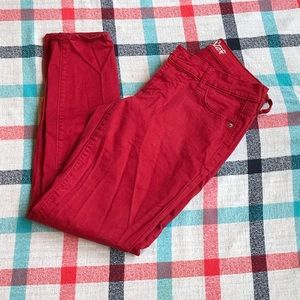 Red Old Navy Jeans